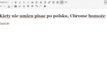 Jak włączyć sprawdzanie pisowni podczas pracy w Chrome 1