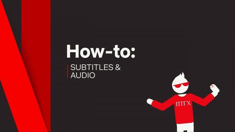 Tworzenie napisów do filmu w języku polskim — wytyczne stylistyczne Netflixa
