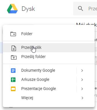 Jak wykonać darmowy OCR online dokumentów za pomocą Dysku Google 2